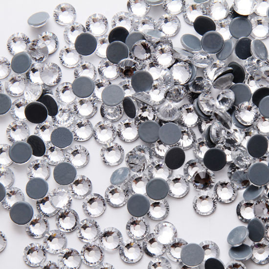 Best Quality Austrian Ss20 Clear Crystal Ab Rhinestone Hotfix Beads  pictures   photos b74b0564ccd9