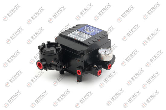China Ytc High Quality Smart Valve Positioner 4-20mA Electrical