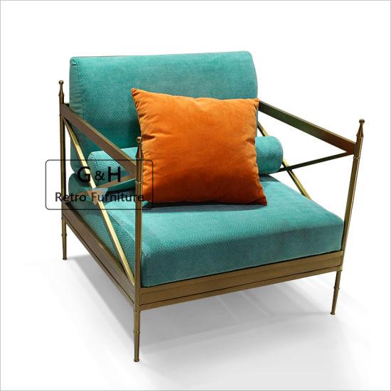 Remarkable Contemporary Modern Furniture Antique Brass Metal Art Deco Tub Chair Machost Co Dining Chair Design Ideas Machostcouk