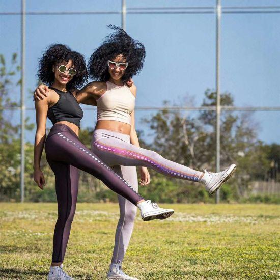 ccae1c577e1ff China High Waist Sexy Fitness Running Leggings Women Yoga Pants ...