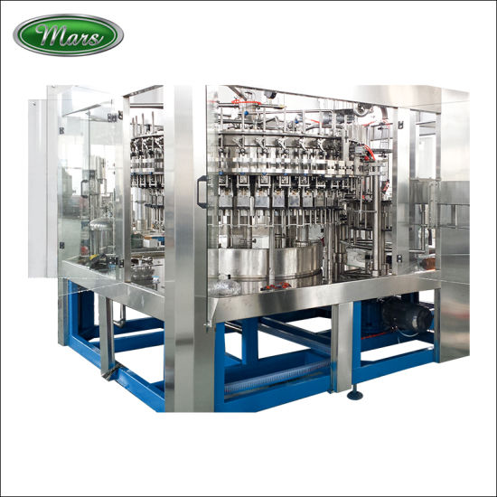 Carbonated Energy Drink Production Line