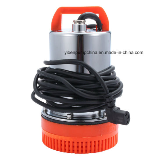 China Submersible Clean Dirty Water Pump for Swimming Pool Pond