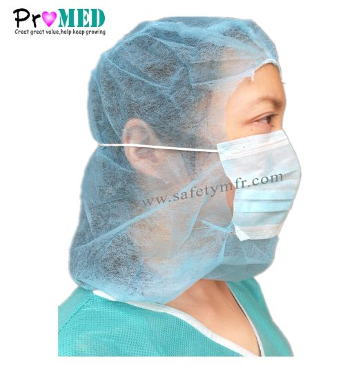 9f2d247669e China Food industry use nonwoven PP made Disposable Pirate hat ...