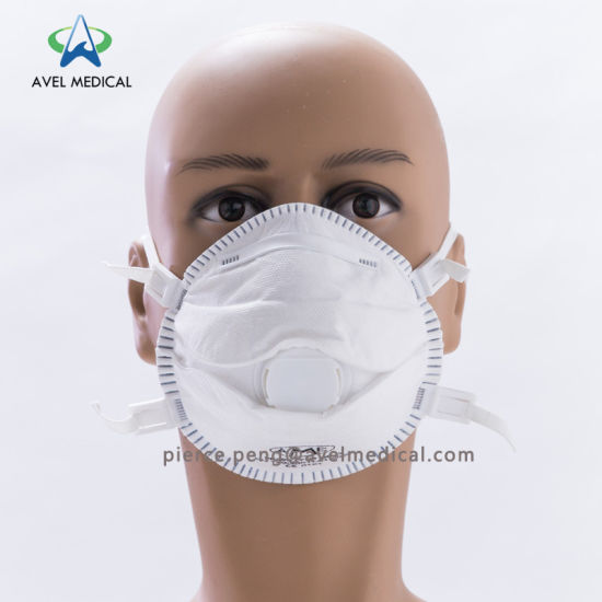 Cup Fiber Disposable With Design Special Mask Face Valve