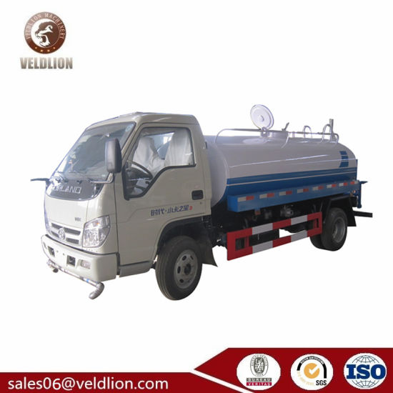 Foton Forland 2000 Liters Water Tanks Truck for Burma pictures & photos