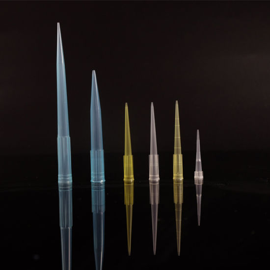 Low Qualtiy 10UL 200UL 300UL 1000UL Blue Non Filter Gilson Pipette Tips