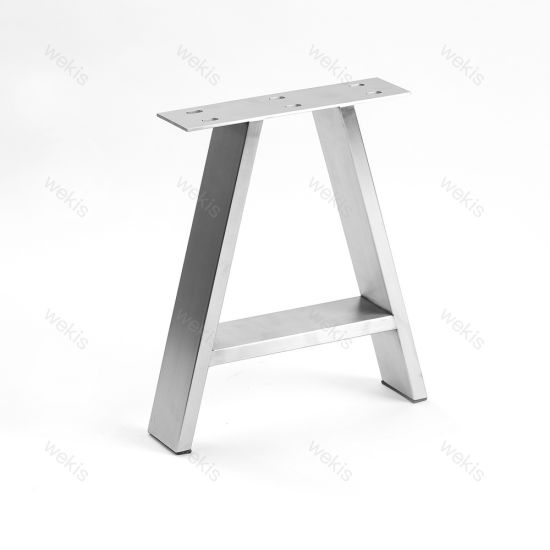 China Stylish Modern Design Stainless Steel Metal Base Coffee Table Legs China Coffee Table Legs Modern Table Leg