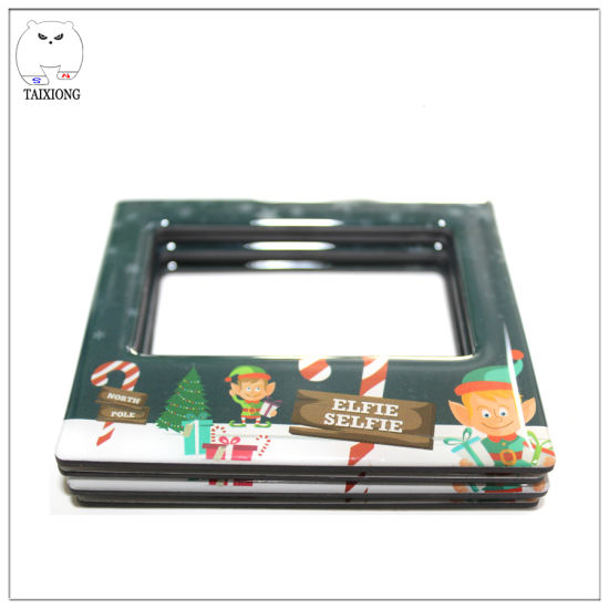 Colorful Flexible Magnet Photo Frame Souvenir Magnetic Frame