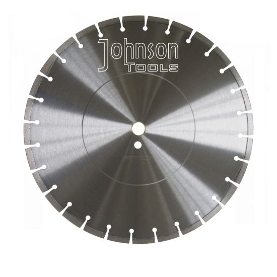 400mm Laser Welded Diamond Concrete Blade Reinforced Concrete Cutting Tools