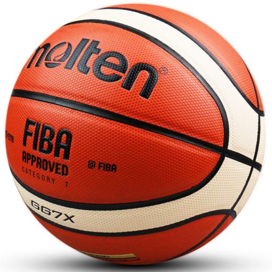Balls Molten Indoor Outdoor Basketball Gg7 Fiba Premium Composite Leather Size 7