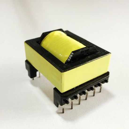 Ei Type High Frequency Power Supply Voltage Transformer with Frame