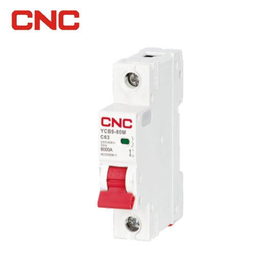 CNC MCB Miniature Circuit Brekaer (YCB9-80M) Circuit Breaker