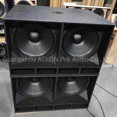 Active Build in DSP Amplifier Module PRO Audio Subwoofer Speaker