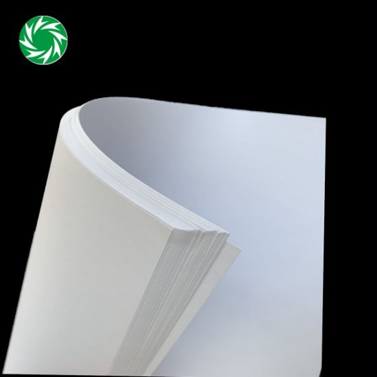 80GSM Woodfree Offset Printing Uncoated Paper