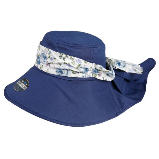 Leisure Lady Bucket Sun Fishing Hats pictures & photos