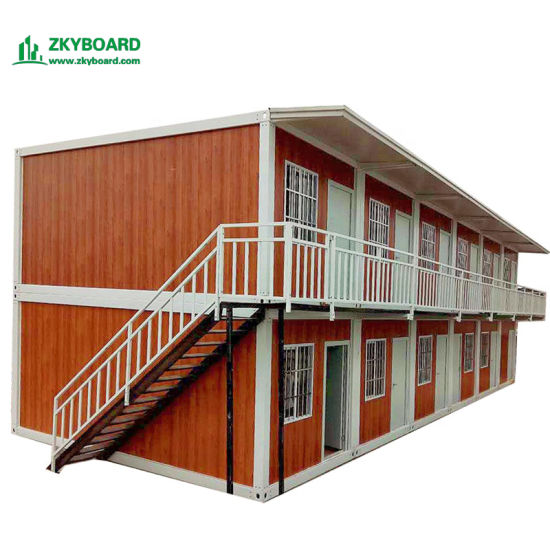 Poland Steel Frame MGO Board Container Homes House