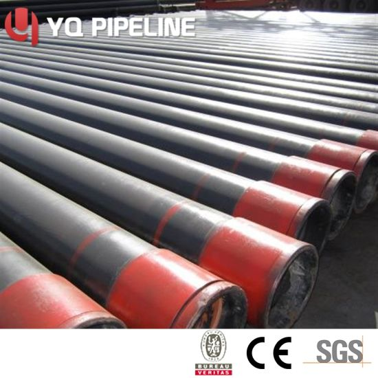 Price API 5CT Size Seamless Steel Water Oil Well Casing Pipe Weight