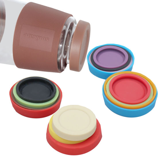 Silicone Sleeve Accessories Special Sheath Cup Bottom Ring Wear Resistant Shatter