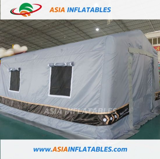 PVC Convenient Inflatable Army Medical Disinfection Isolation Emergency Medical Tents