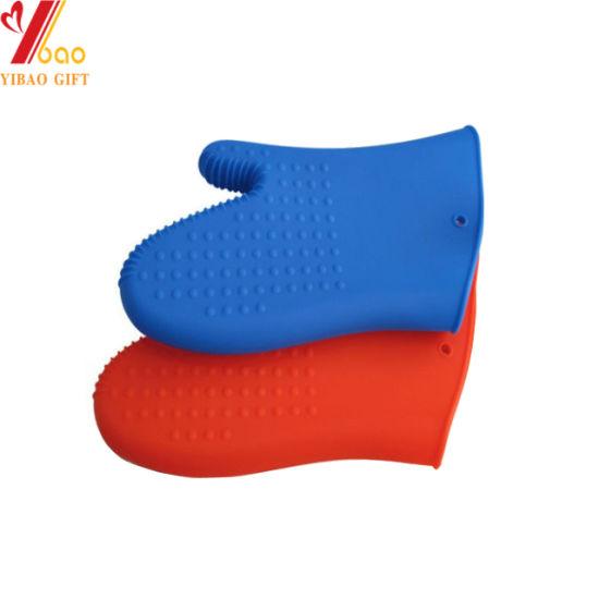 Food Grade Kitchen Heat-Resistant Silicone Glove
