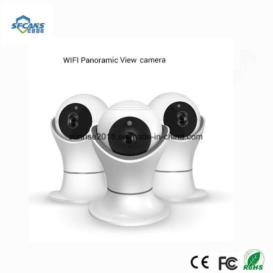 360 Degree Full View HD PC Webcam Panoramic Camera