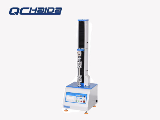 Economical Material Button Compression Tensile Test/Testing Machine pictures & photos