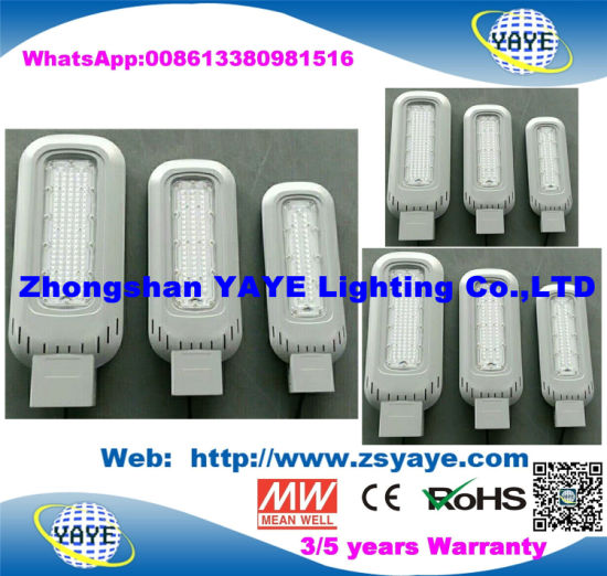 Yaye 18 Hot Sell Ce/RoHS SMD3030 Bridgelux 120W LED Street Light From Best Chinese Factory: Zhongshan Yaye Lighting Co., Ltd