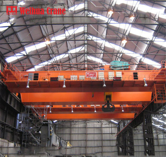 Heavy Duty 10 Ton 16 Ton 20 Ton 450ton Electric Traveling Double Beam Girder Overhead Traveling Crane