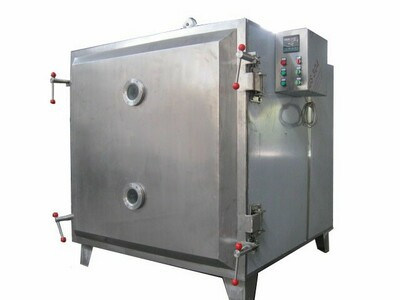 Factory Directly Sell Square Static Vacuum Dryer Fruit Freeze Drying Oven Machine
