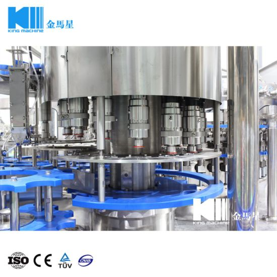 China Soft Drink Manufacturing Process Flow Chart/Soft Drink