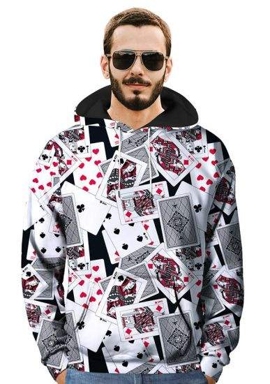 3D Playing Card Clothing