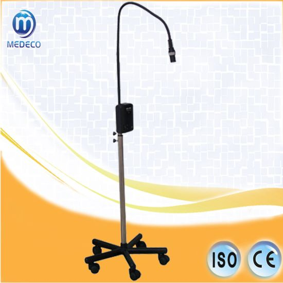 Halogen Medical Use Checking Lamp Examination Light F500 Mobile Light pictures & photos
