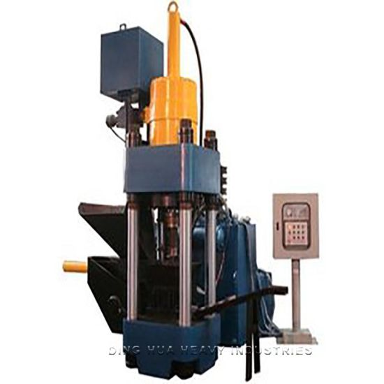 Customized Effective Metal Recycle Cast Iron Copper Wire Lime Briquette Making Machine