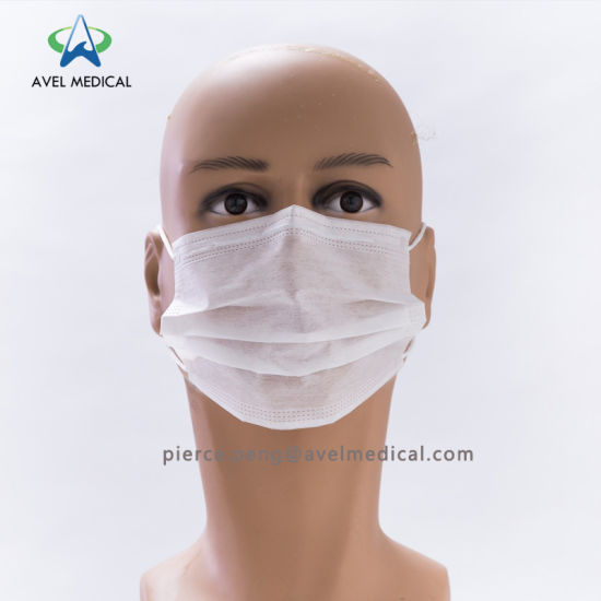disposable mask white