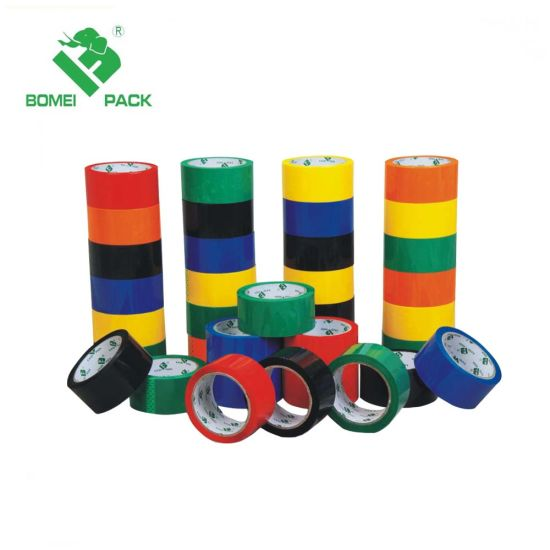 BOPP Colored Packing Adhesive Tape