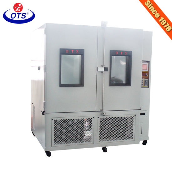 Dongguan Factory Test Equipment High Low Temperature Rapid Change Cycling Testing Chamber