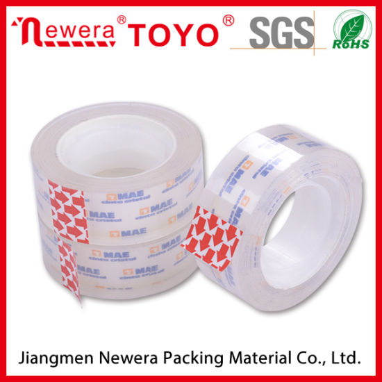 Super Transparent OPP Stationery Tape for Gift Packing pictures & photos