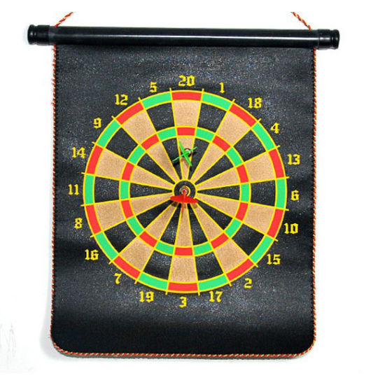 Magnetic Two-Sided Dart Accessory Board pictures & photos