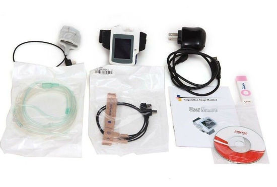 China Contec RS01 Pulse Oximeter Respiration Sleep Monitor