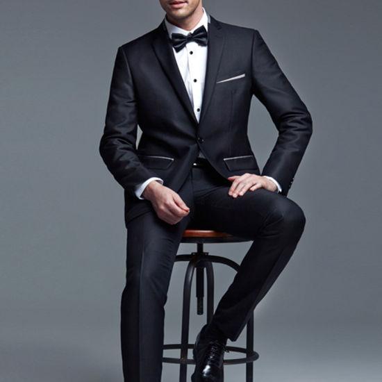Italian Design Slim Fit Business Dress Suits for Men