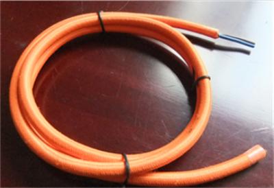 Lighting Wire Braided Power Cord