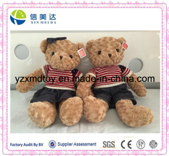 a26dee64652 China Custom Plush Dress Soft Teddy Bear - China Teddy Bear