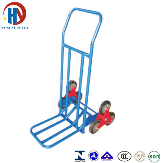 Ht1312A Stair Climbing Hand Truck pictures & photos