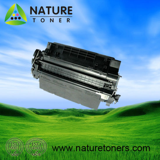 Compatible Black Toner Cartridge for HP CE255X