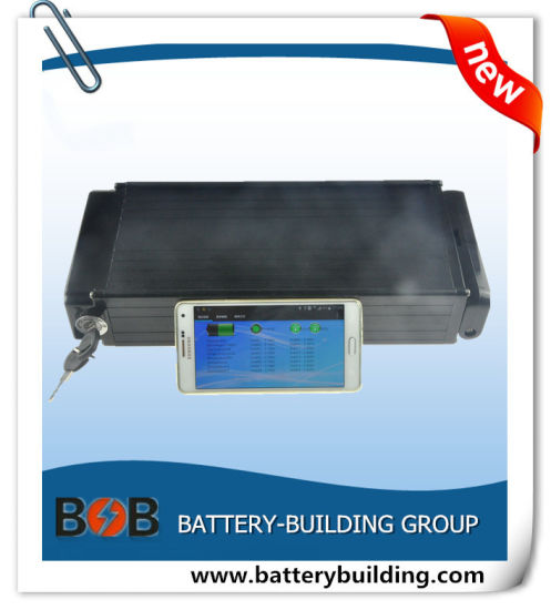 36V 11ah Electric Bike Battery with Smart BMS