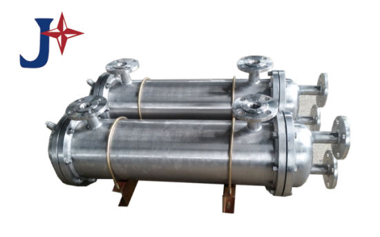 Stainless Steel Tube and Shell Heat Exchanger with High Quality