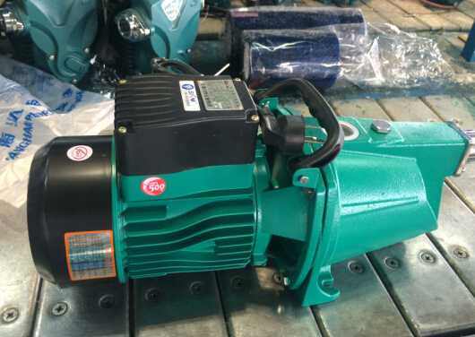 Jet Self Priming Electric Water Pump for Irrigation 0.37kw/0.5HP 1inch Outlet (JET-60P) pictures & photos