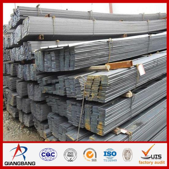 China SAE5160 Hot Rolled Spring Steel Flat Bar for Leaf