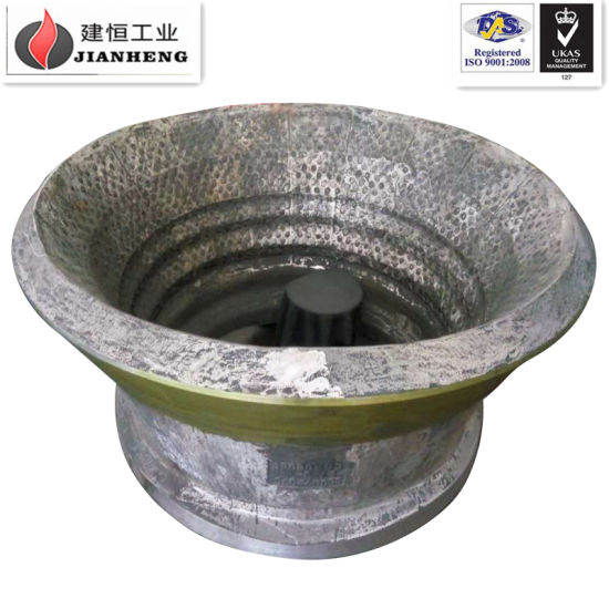 Alloy Bars Wear Parts for Cone Crusher