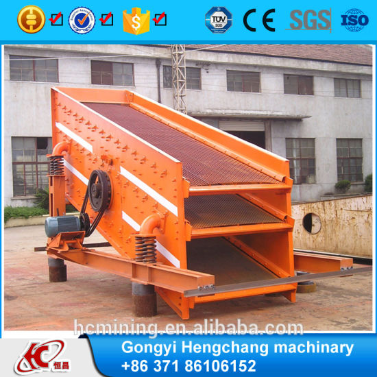 Best Circular Vibrating Screen Price for Stone Production pictures & photos